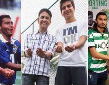El hijo de Bebeto jugará con el Sporting de Lisboa. (Foto Prensa Libre: Hemeroteca PL)