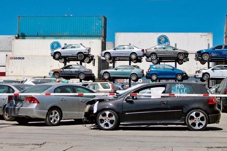 ¿Quiere carro? SAT subastará 91 en Puerto Barrios