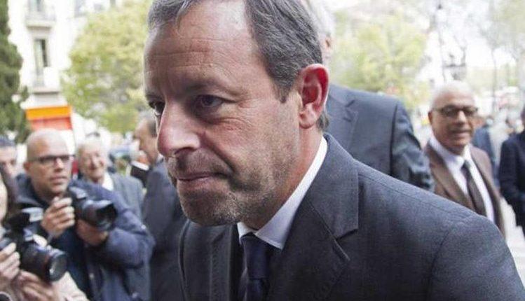 Sandro Rosell podría ser sentenciado a 11 años de prisión. (Foto Prensa Libre: Hemeroteca PL)