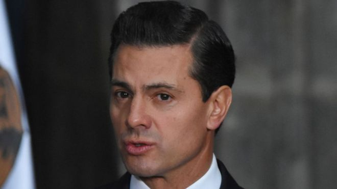 El presidente Enrique Peña Nieto deja una herencia pesada a su sucesor. (Getty Images)