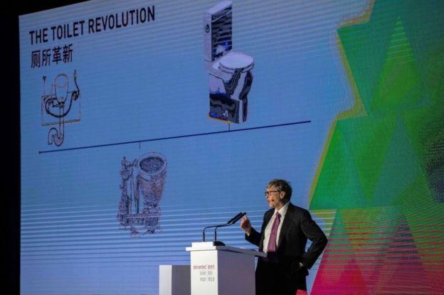 La Fundación de Bill Gates opera en 130 países. AFP