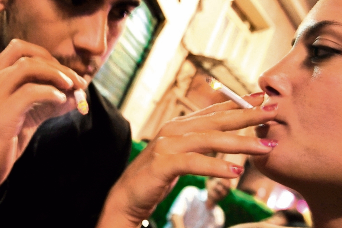 Piden erradicar comercio ilícito de tabaco