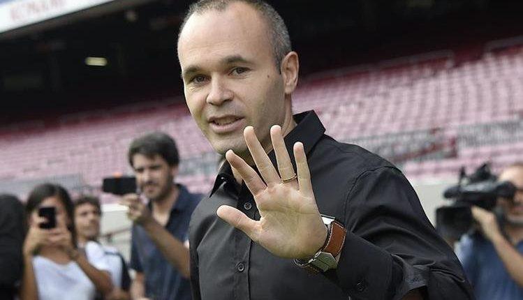 """El """"mago"""" Iniesta podría irse del FC Barcelona al final de la actual temporada. (Foto Prensa Libre: Hemeroteca PL)"""