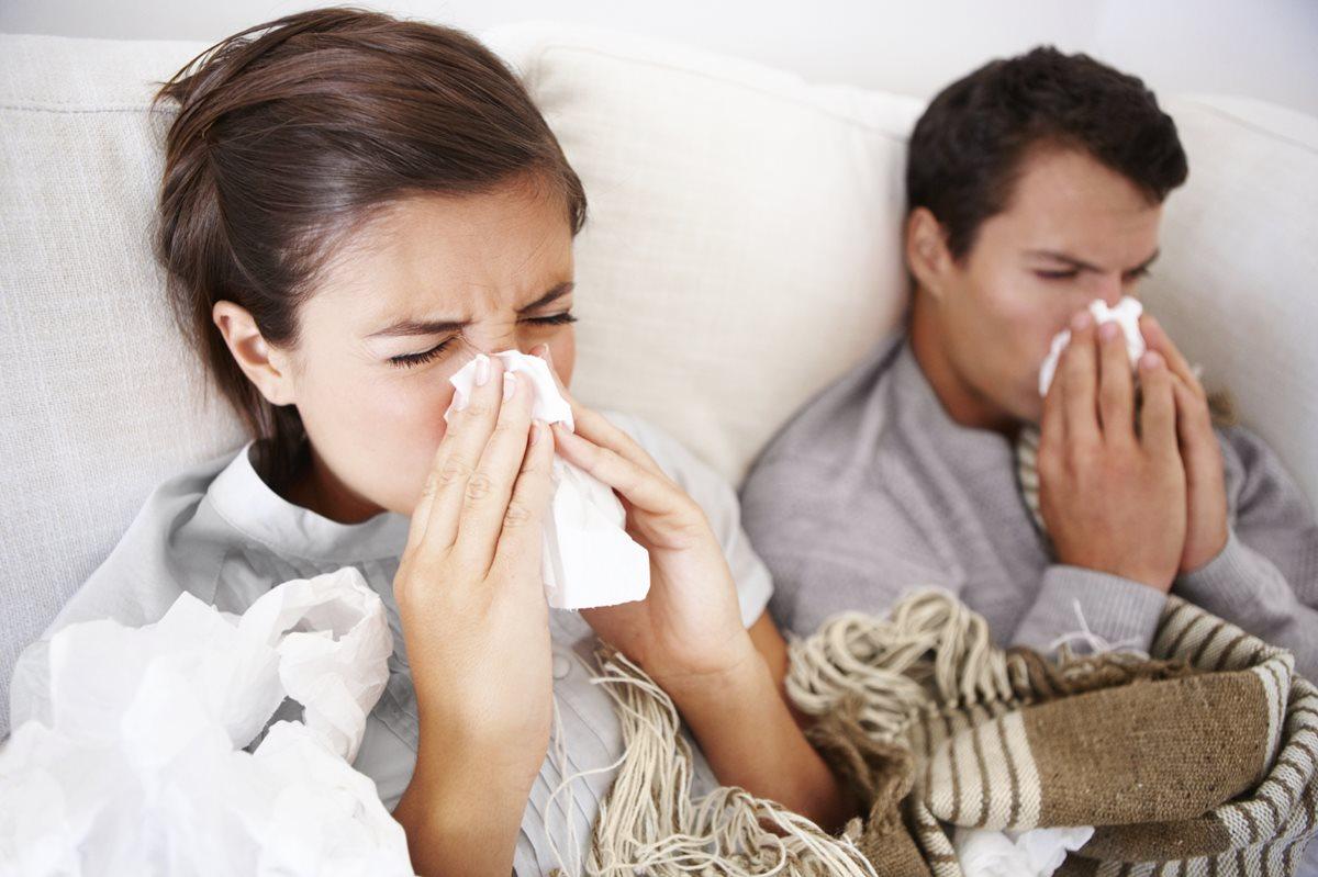 El frío no debe ser sinónimo de gripe