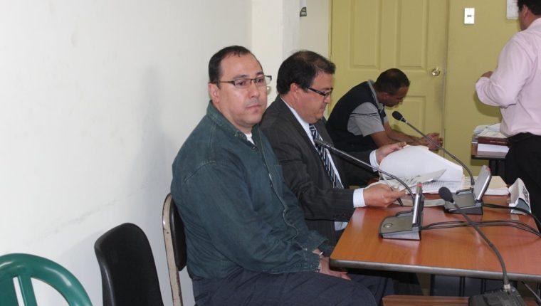 El sacerdote José Gumersindo Solares Santos fue sentenciado a 40 años de prisión. (Foto Prensa Libre: Oswaldo Cardona)