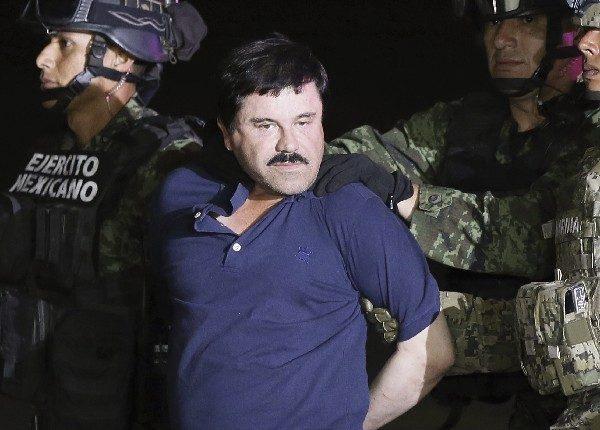 El capo del narcotráfico mexicano Joaquín Guzmán Loera. (AFP).