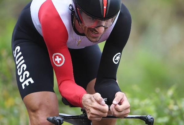 Fabian Cancellara se corona en la contrarreloj de Río