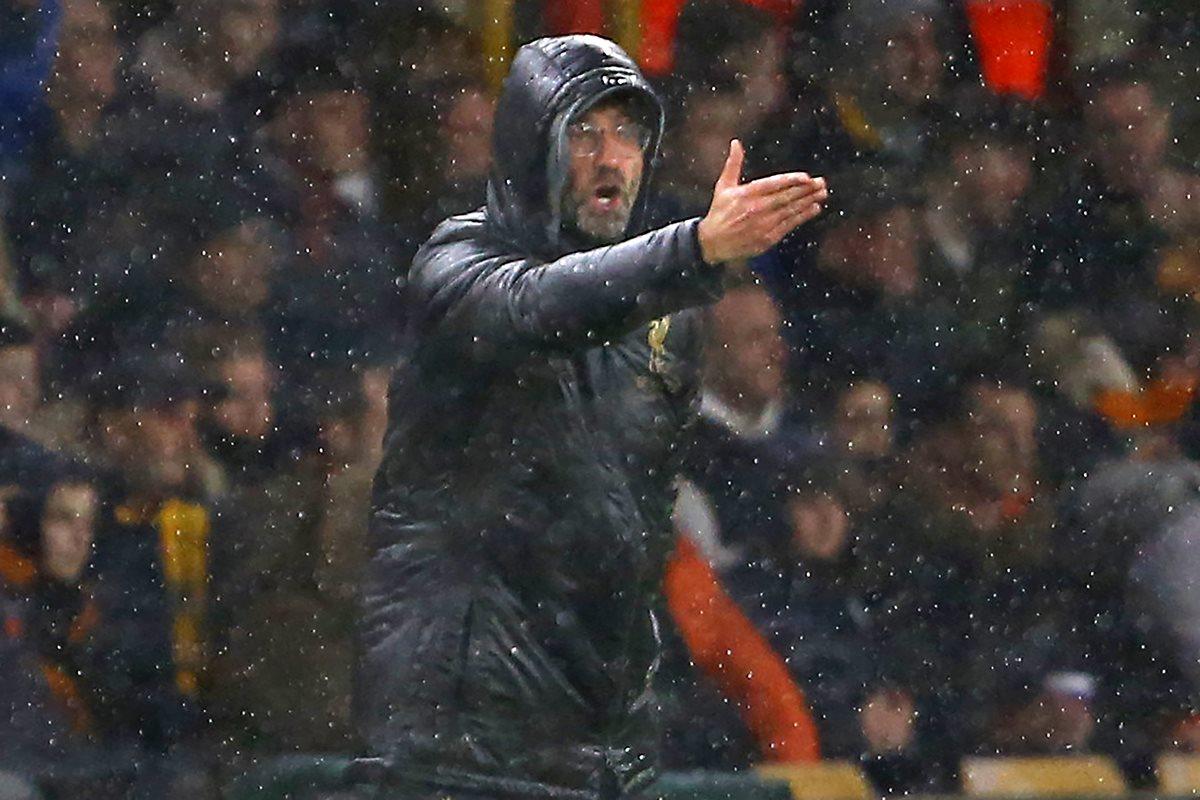 Jurgen Klopp sueña con ganar el título de la Premier League en la temporada 2018-2019 con el Liverpool. (Foto Prensa Libre: AFP)