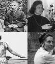 Cuatro parejas que se entregaron a la ciencia (Fotos: Getty, US Naval Research Laboratory, Helen Free, Familia Wald).
