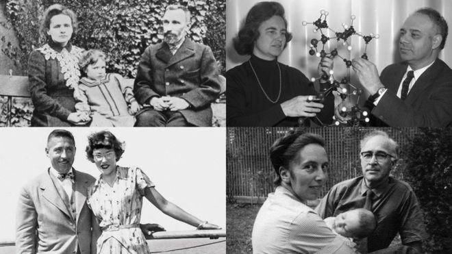 """""""Ninguno de nosotros podría encontrar un mejor compañero de vida"""": Marie y Pierre Curie y otras 3 grandes historias de amor de la ciencia"""