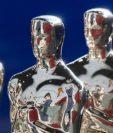 El que quiera comprar un Oscar legalmente, tendrá que conseguir uno que haya sido entregado antes de 1950. (AFP)