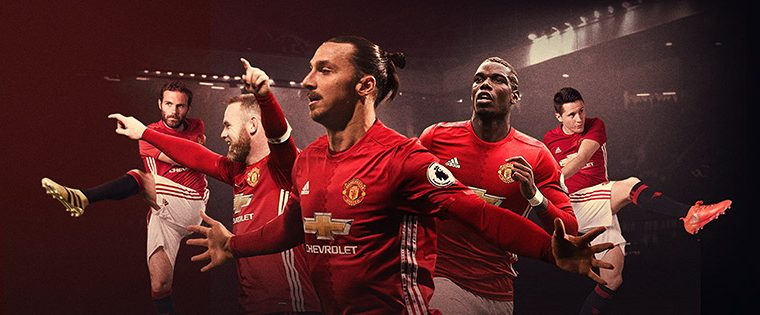 El Manchester United sigue rompiendo récords. (Foto Prensa Libre: Facebook Manchester United)