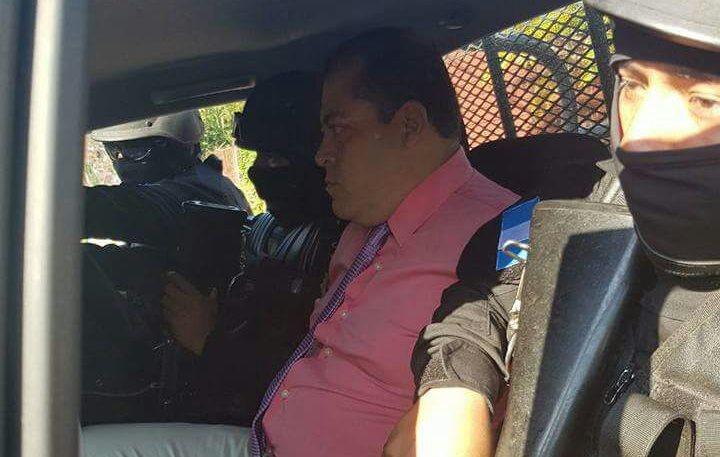 El diputado Julio Juárez capturado hoy está señalado del asesinato de dos periodistas