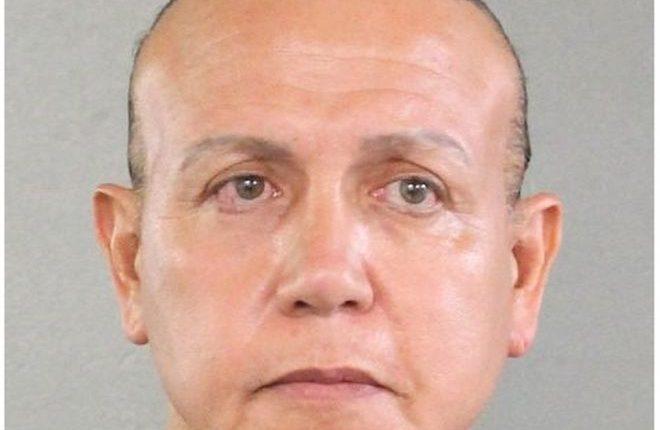"""Cesar Sayoc es el principal sospechoso de los """"paquetes bomba"""" y fue arrestado en Florida. BROWARD COUNTY SHERIFF'S OFFICE"""