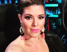 Alicia machado señaló que el actual presidente de EE. UU., Donald Trump, intentó acostarse con ella varias veces cuando era Miss Universo. (Foto Prensa Libre Facebook)