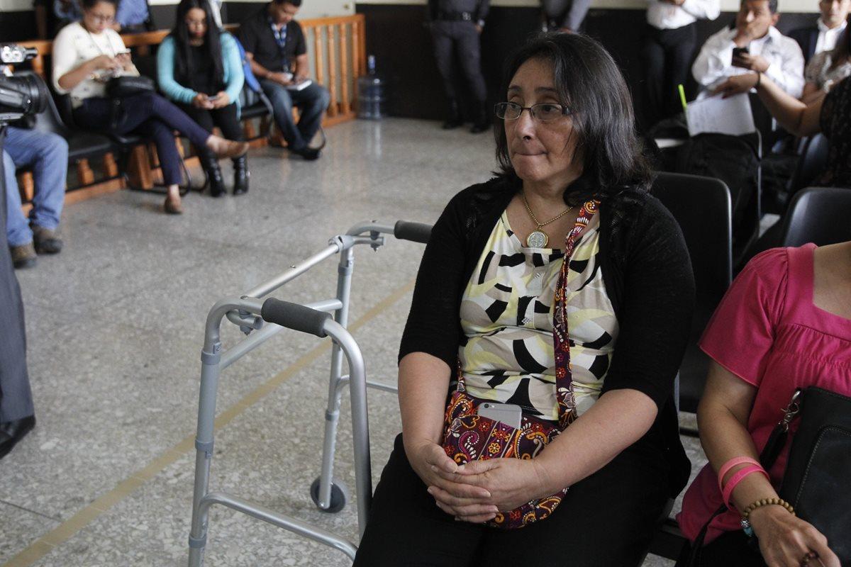 Norma Cruz deja dirección de Fundación Sobrevivientes