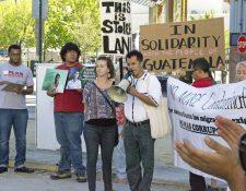 La actividad minera en el país ha causado rechazo en Canadá. (Foto del sitio nisgua.org)