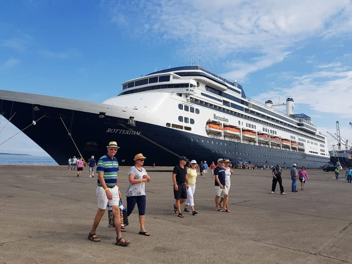 Comienza temporada de cruceros en Izabal