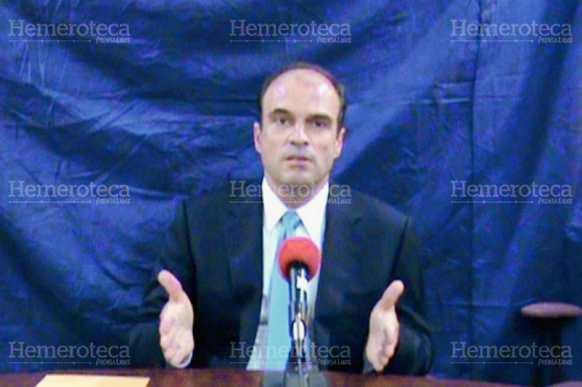 2009: muerte de abogado Rosenberg causa conmoción
