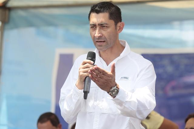 Pérez Leal buscó la reelección el pasado 6 de septiembre con el Partido Patriota, pero no la consiguió. (Foto Prensa Libre: Hemeroteca PL)
