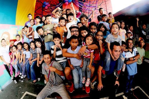 <em>Los Patojos</em>, es una Asociación en la que se comparten ideas y los sueños de la comunidad. (Foto Prensa Libre: Tomada de www.lospatojos.org.gt)