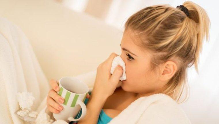 ¿Cuántas veces al año te da gripe? (THINKSTOCK)