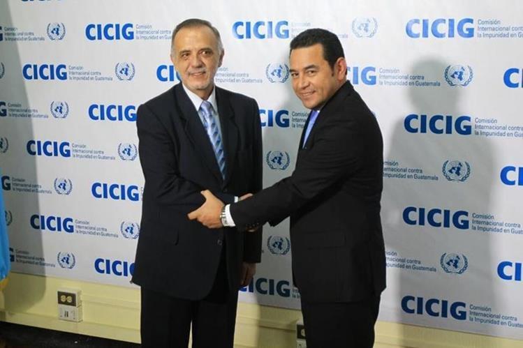 Sin Estados Unidos, el G13 lamenta decisión sobre Cicig y ofrece mediar