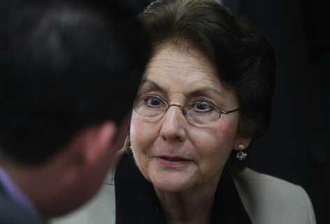 Expresidenta de la Corte Suprema de Justicia busca evitar juicio en el caso Siekavizza