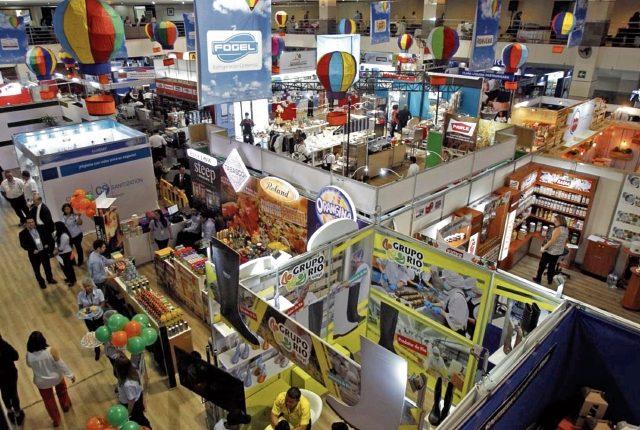 Feria Alimentaria 2017 presentó las últimas innovaciones en el sector. (Foto Prensa Libre: Paulo Raquec)