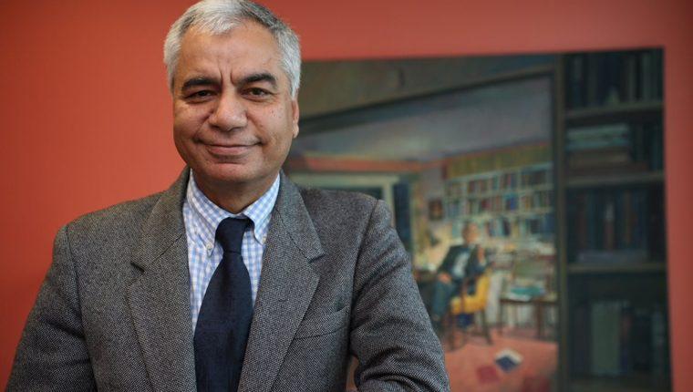 Dinesh Bhugra, presidente de la Asociación Mundial de Psiquiatría. (Foto Prensa Libre: Hemeroteca PL)