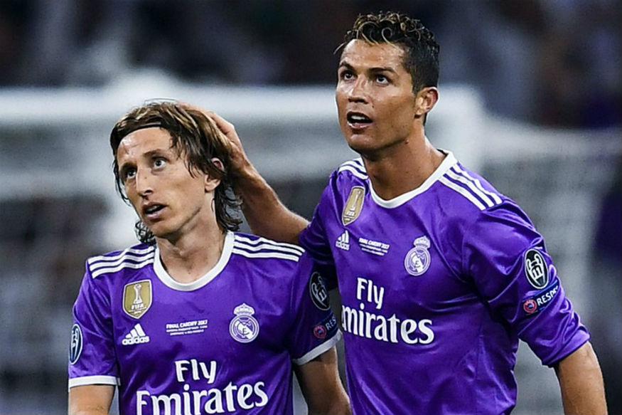 Real Madrid – Juventus, un duelo en que se habla más de Modric que de Cristiano