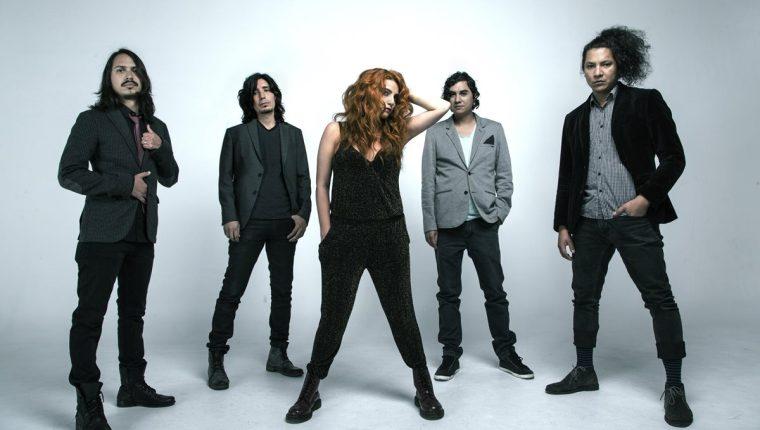 El grupo Mink promociona la canción Frío y prepara una gira en el país. (Foto Prensa Libre: Alejandro Aguilera).