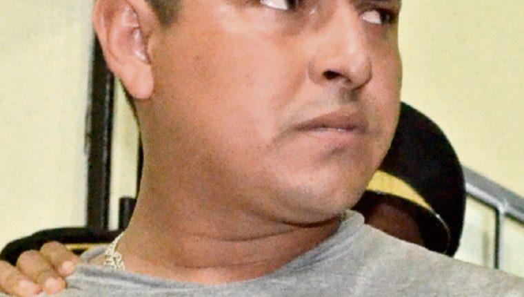 Artemio de Jesús Ramírez Torres, alias el Barbas, presunto autor material de la muerte de dos periodistas en Mazatenango, Suchitepéquez, permanece en prisión provisional. (Foto Prensa Libre: Hemeroteca)