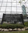 El bufete Mossack Fonseca tiene sus oficinas en la Ciudad de Panamá.(AFP).