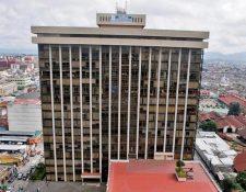El ente encargado de la colocación de bonos es el Ministerio de Finanzas. (Foto, Prensa Libre: Hemeroteca PL)