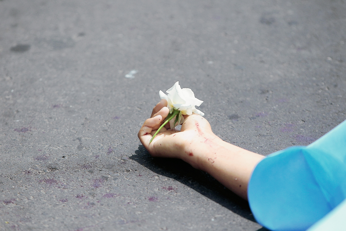 Guatemala figura entre los países donde más personas mueren por arma de fuego