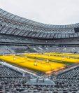 El estadio Luzhniki será la sede del partido inaugural y final de Mundial de Rusia 2018. (Foto Prensa Libre: Fifa.Com)