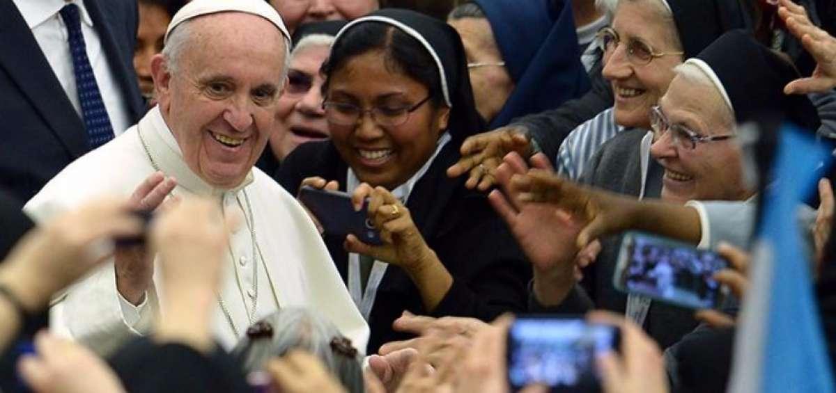 Las monjas que realizan trabajos domésticos en el Vaticano, denunciaron que son explotadas por los jerarcas. (Foto Prensa Libre: Hemeroteca PL)