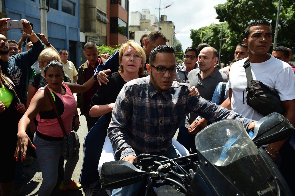 Venezuela | Constituyente destituye a fiscal general Luisa Ortega quien fue afín al chavismo
