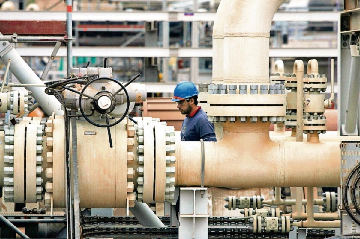 El gasoducto que conectaría a Guatemala con México es un tema a tratar. (Foto Prensa Libre: EFE).