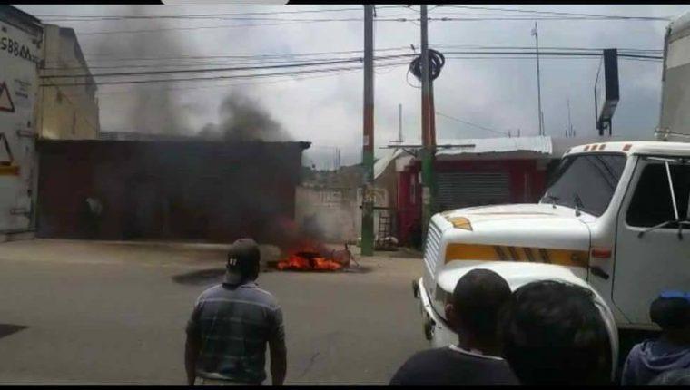 Un ataque armado contra un guardia de seguridad habría causado el linchamiento de dos hombres en Momostenango, Totonicapán. (Foto Prensa Libre: Cortesía)
