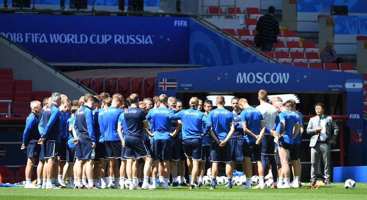 El técnico de Islandia explica cómo se debe marcar a Lionel Messi