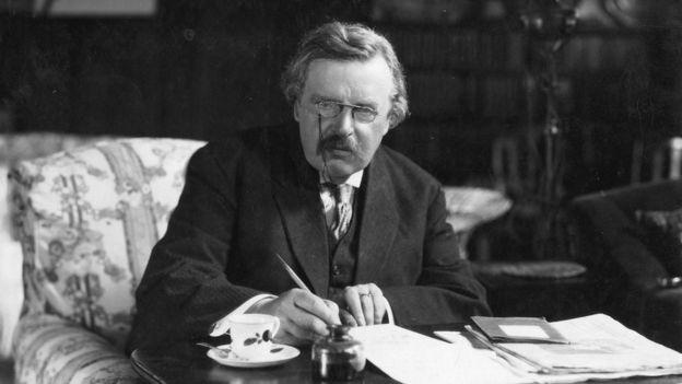 """Para el escritor G.K. Chesterton el Rubaiyat era la Biblia de la """"religión del carpe diem"""". GETTY IMAGES"""