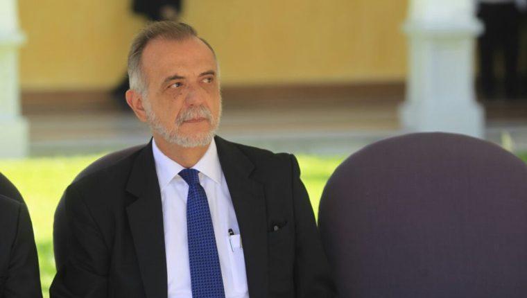 Iván Velásquez asegura que se tendrá que valorar la procedencia de la información, en el caso Panama Papers. (Foto Prensa Libre: Edwin Bercián)