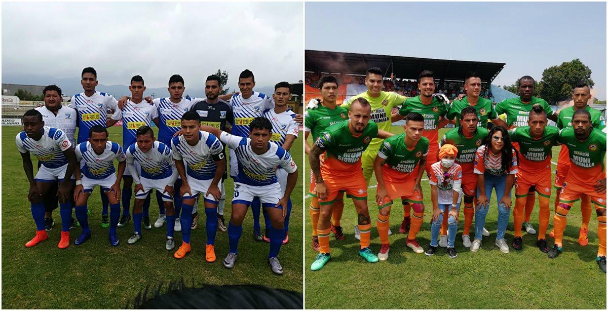 Suchitepéquez se despide de la Liga Nacional y Siquinalá se clasifica a la pelea por el título