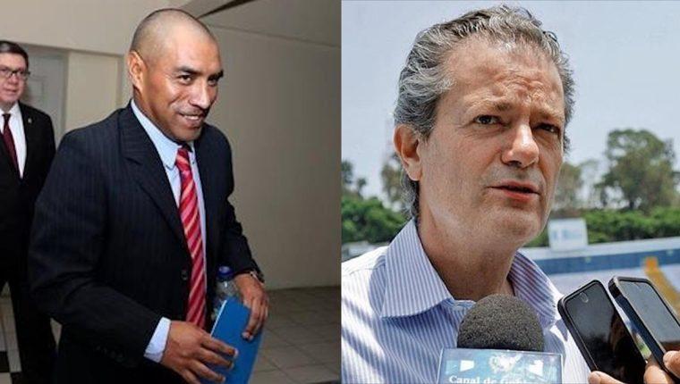Juan Carlos Plata habría presionado a la Comisión Arbitral para no nombrar a Jonathan Polanco en los partidos de Comunicaciones. (Foto Prensa Libre: Hemeroteca PL)