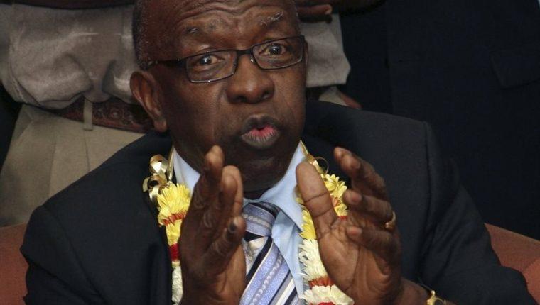 El expresidente de la Fifa, Jack Warner deberá pagar por todos los casos de corrupción en los que ha estado involucrado. (Foto Prensa Libre: Hemeroteca PL)