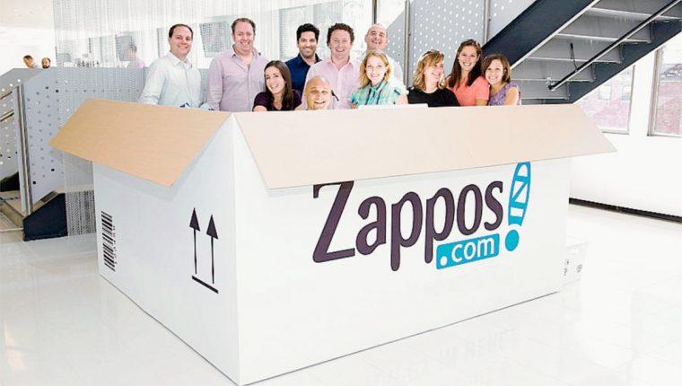 De manera reciente, la compañía en línea cedió el control a los empleados. (Foto Prensa Libre. Hemeroteca: PL)