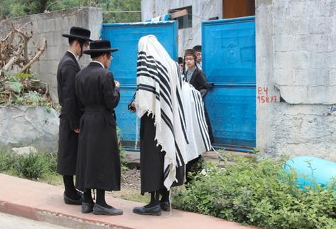 Las agresiones verbales y físicas contra 32 personas que profesan el judaísmo comenzaron en octubre del año pasado. (Foto Prensa Libre: Archivo)