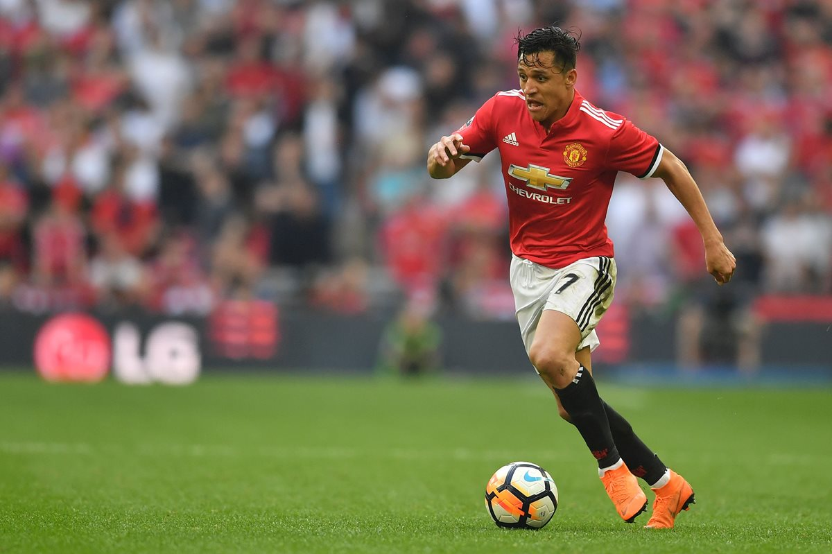 Alexis Sánchez, el jugador del Mánchester United, llevará su vida al cine